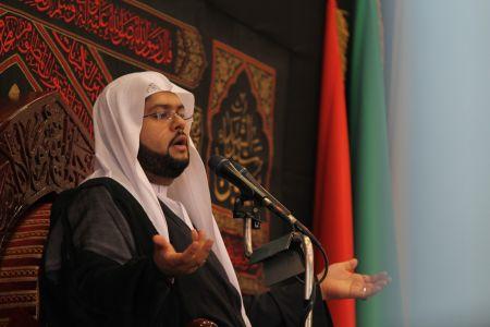المصورة لمجلس ذكرى استشهاد الامام زين العابدين عليه السلام ظهرا 1439 - الشيخ علي البيابي (20)
