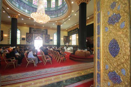 المصورة لمجلس ذكرى استشهاد الامام زين العابدين عليه السلام ظهرا 1439 - الشيخ علي البيابي (22)