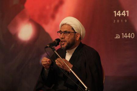 المصورة لفعالية ناعية الحسين 6 - محرم – 1441 هـ 35