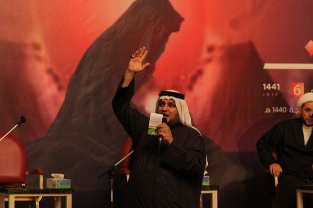 المصورة لفعالية ناعية الحسين 6 - محرم – 1441 هـ 37