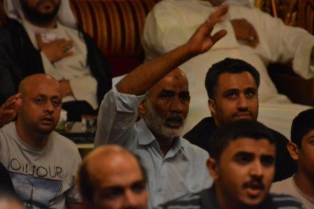 المصورة لفعالية ناعية الحسين 6 - محرم – 1441 هـ 4