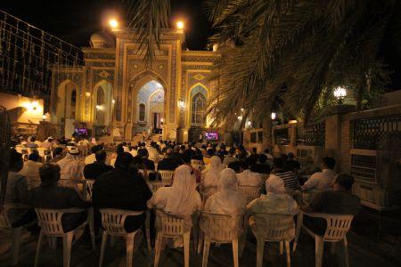 المصورة لفعالية ناعية الحسين 6 - محرم – 1441 هـ 44