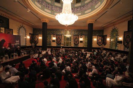 المصورة لفعالية ناعية الحسين 6 - محرم – 1441 هـ 45