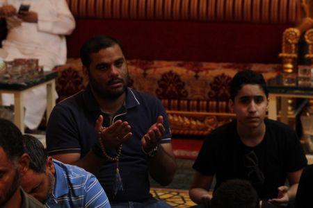 المصورة لفعالية ناعية الحسين 6 - محرم – 1441 هـ 49