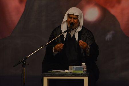 المصورة لفعالية ناعية الحسين 6 - محرم – 1441 هـ 7