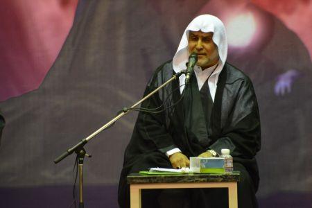 المصورة لفعالية ناعية الحسين 6 - محرم – 1441 هـ 8