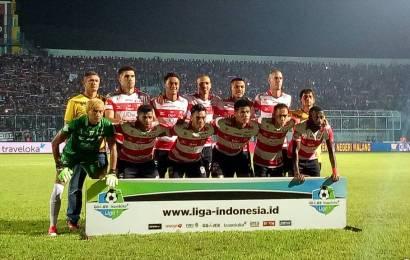 Madura United FC  Vs Persija Jakarta, Trio TOG Masuk Starting Eleven