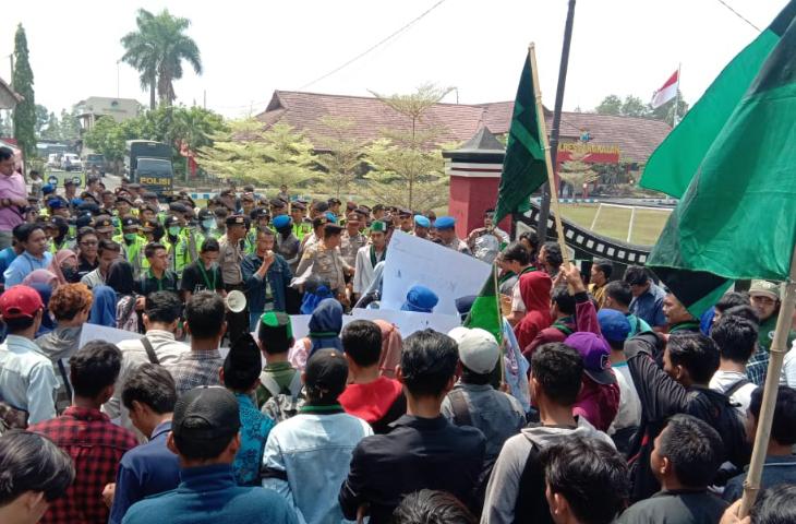 Aktivis PMII Bangkalan Jadi Tersangka, Begini Kata Aktivis HMI
