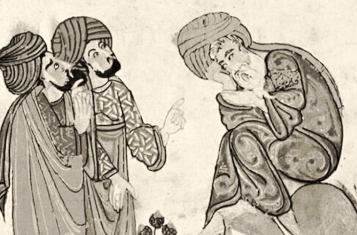 Kisah Raja Harun al-Rasyid dan Abu Nawaz; Antara Ikan dan Bintang di Langit