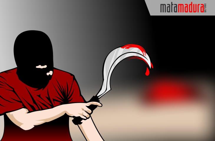 Dua Pria di Lumajang Tewas Bersimbah Darah, Diduga Korban Carok