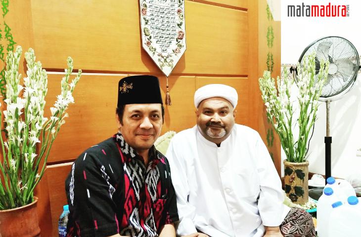 Magnet Habib Ahmad Bin Ismail Alaydrus; Sang Habib Nusantara