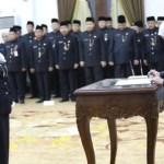 Gubernur Khofifah Lantik 13 Pejabat Eselon II, Salah Satunya Kadishub