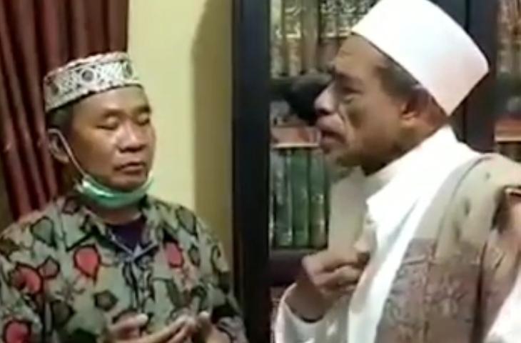 Habib Umar Assegaf Bangil dan Asmadi Satpol PP Berdamai