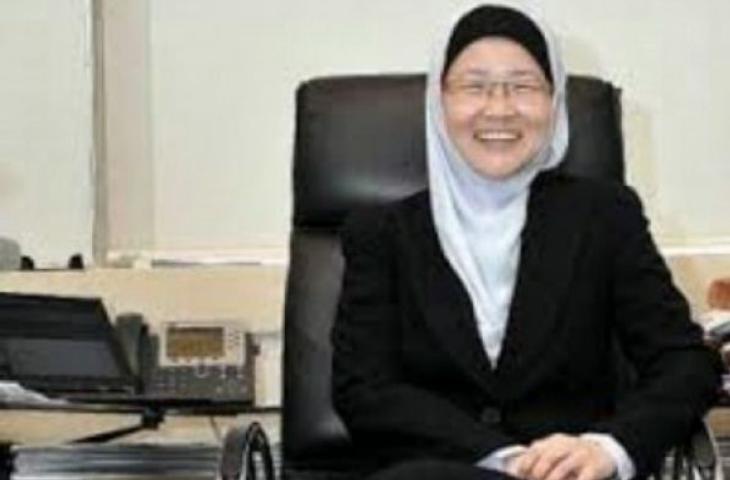 Profesor Ying Sang Penemu Rapid Test Ternyata Mualaf, Pakai Jilbab Setelah Umroh