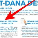 Ketika Istri Kepala Dusun di Montorna Diduga Dapat Jatah BLT DD, Efek Pandemi?