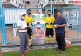 Menuju Zona Hijau, KONI Bangkalan Serahkan Ratusan Kaleng Susu untuk Soccer Academy