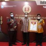 Sumenep Resmi Raih Penghargaan Kabupaten Terinovatif IGA 2020