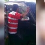 """""""Pemeran Mobil Bergoyang"""" di Sampang Jadi Tersangka"""