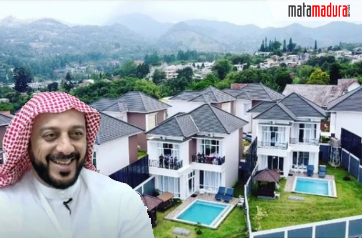 Ternyata, Villa Marseillia Hills di Puncak Bogor Bukan Milik Syekh Ali Jaber