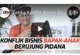 Pertengkaran Bos Liek Motor dan Anaknya, Dahlan: Imlek Bencana