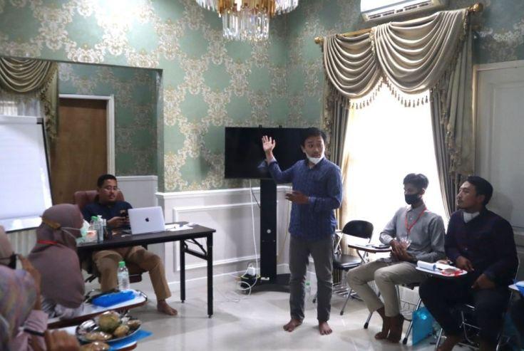 Lewat Sinau Politik, Ketua Gerindra Jatim Siapkan Pemimpin Masa Depan