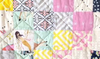 Scrappy Trip Around the World Quilt – The Scraptastic One