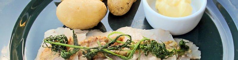 Gravet makrellfilet skritt for skritt