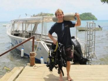 PADI Dive Courses