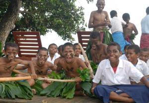 Faces and People of Matava, Fiji