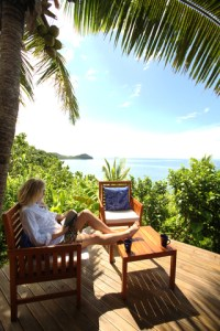 Honeymoon Bure at Matava, Kadavu, Fiji