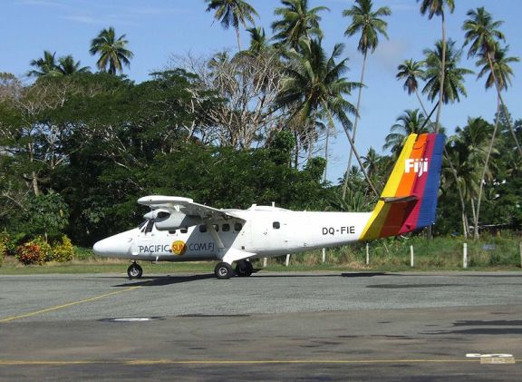 Pacific Sun Kadavu Scheduled Flights