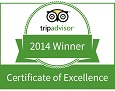 Matava Awarded Tripadvisor Certificate of Excellence