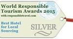 Matava Wins Silver – World Responsible Tourism Awards
