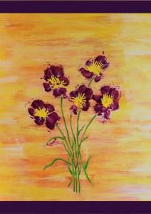 Paw Flowers