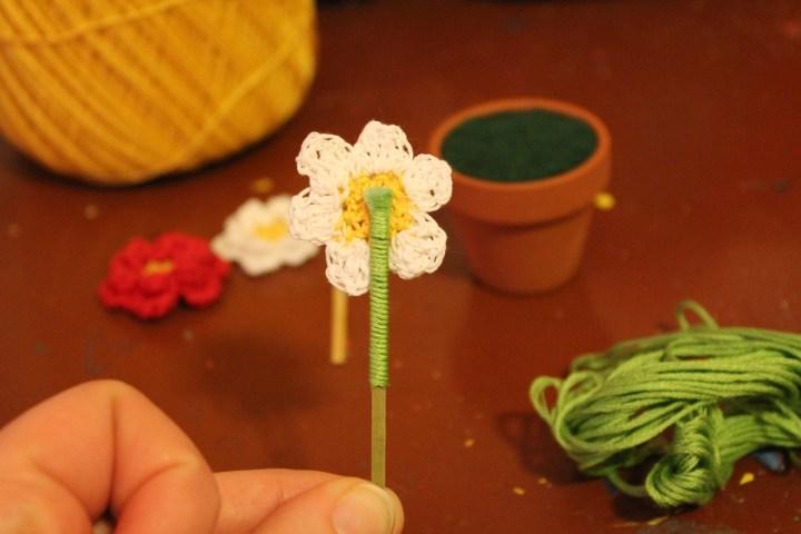 flower pot diffuser