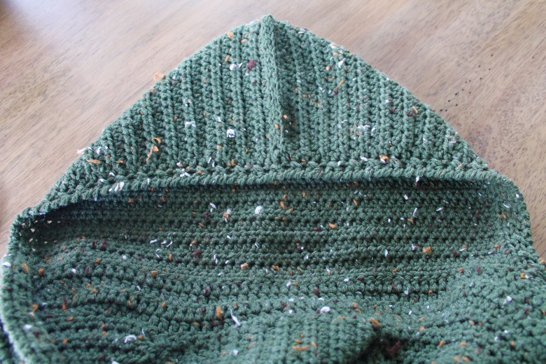 How to Crochet a Hood