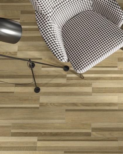 porcelain tiles imitation wood lugano 15x90 oset