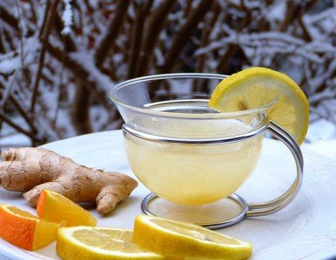 Cure détox jus de citron et gingembre