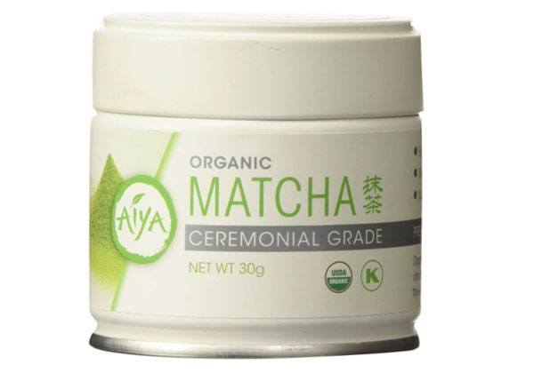 best matcha tea: Aiya