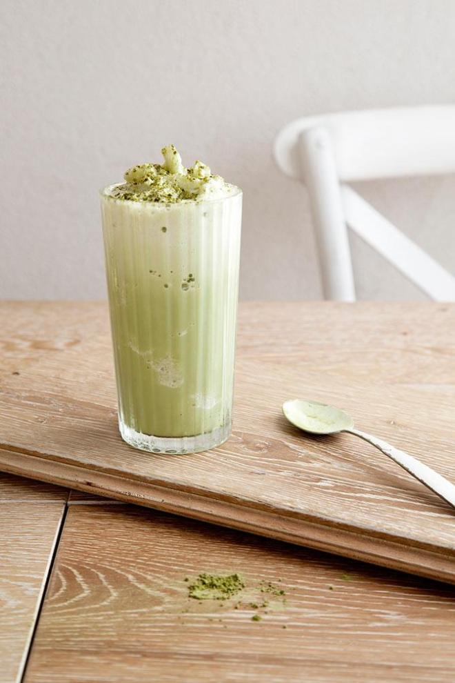 Matcha Protein Frappe
