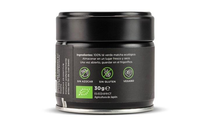 Té Matcha Premium 100% ecológico 2
