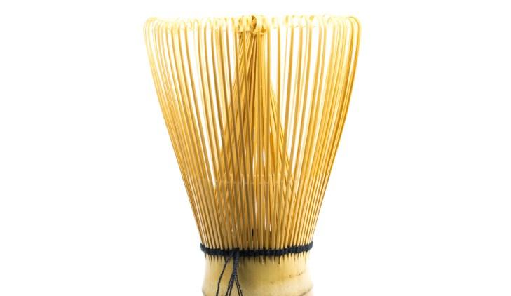 Batidor de bambú Chasen (100 varillas) 2