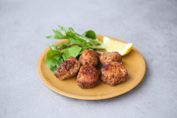 Vegan Japanese chicken Karaage
