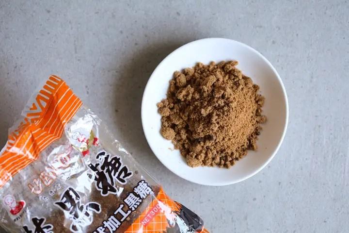 Kokuto Okinawa black sugar