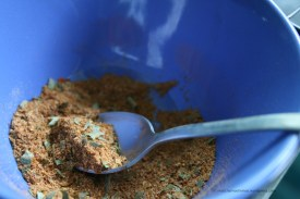 Marinate spices for Tofu
