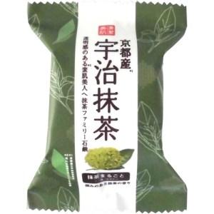 Savon Uji Matcha thé vert 80 g