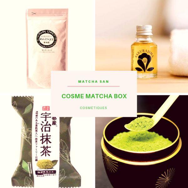 Cosme Matcha Box
