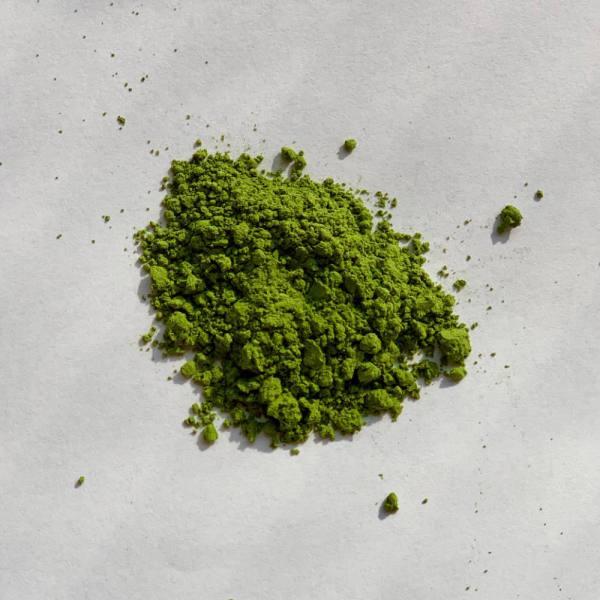 Thé vert matcha bio cuisine et cosmétiques