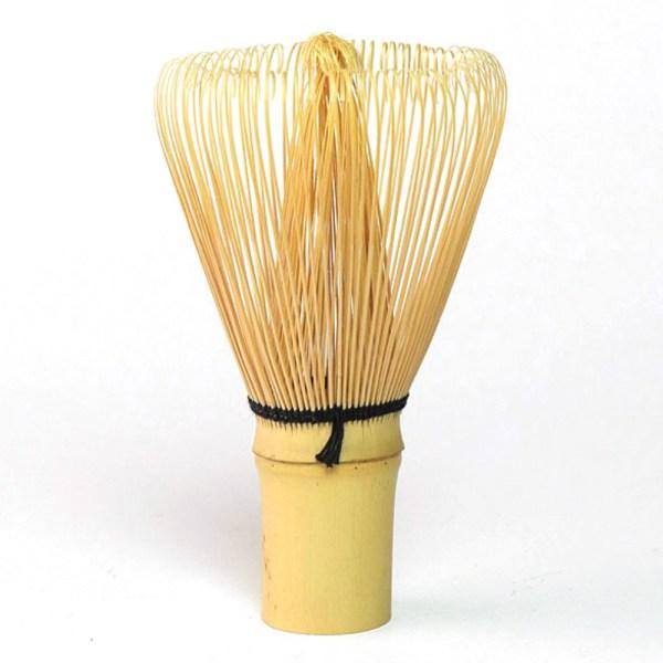 Fouet à matcha en bambou 100 branches - Chasen (Japon)