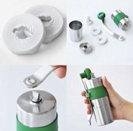 Assemblage du moulin à thé vert matcha